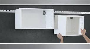 rail de fixation meuble haut cuisine leroy merlin idée de modèle