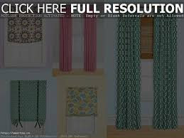 Types Of Curtains Types Of Window Curtains In India Curtain Blog