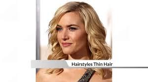 hairstyles thin hair video dailymotion