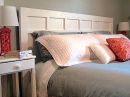 home decor bed sheets unpretentious easy diy headboards with sweet pillow on gray sheet