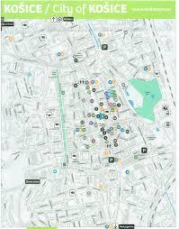 Slovakia Map Košice Slovakia Weepingredorger