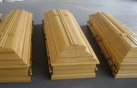 Fabuloso Caixão do estilo de Portugal, caixões de madeira do paulownia de  &PJ67