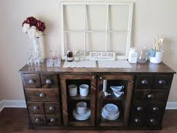 Rustic Buffet Tables by 25 Best Ideas About Rustic Buffet Tables On Pinterest Buffet