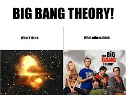 Big Bang Theory Meme - what caused the big bang and created the universe science abc