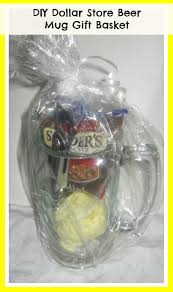 Homemade Valentine S Day Gifts For Him by How To Make A Beer Mug Gift Basket Diy Valentine U0027s Gift Ideas