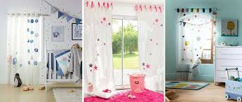 rideau pour chambre d enfant rideau chambre fille trendy rideaux chambre fille