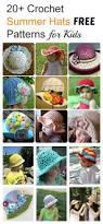 best 25 crochet summer hats ideas on pinterest crochet hats