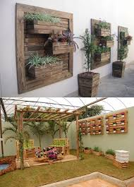 garden wall decoration ideas inspiring ideas about outdoor