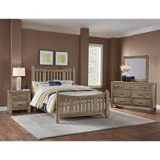maple road weathered gray slat bed bernie u0026 phyl u0027s furniture