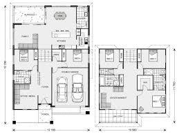 baby nursery 4 level split floor plans simple small house floor
