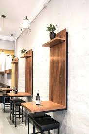 wall mounted kitchen table wall mounted kitchen table brilliant folding wall mounted table fold