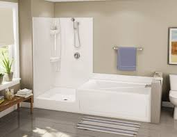 articles with one piece tub shower combo home depot tag shower