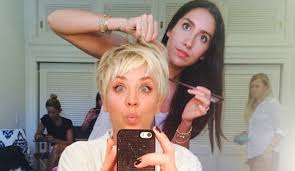 why kaley cucoo cut her hair kaley cuoco s haircut to be discussed on big bang theory season opener