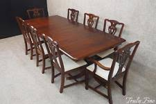Chippendale Antique Dining Sets EBay - Chippendale dining room