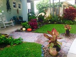 Front Yard Patio Attractive Small Front Yard Ideas U2014 Home Design And Decor