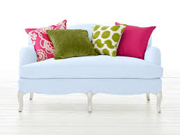Style A Sofa  Different Ways HGTV - Different sofa designs