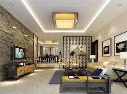 partition living room home design ideas