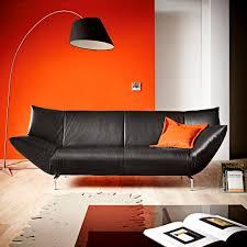 sofa rosa contemporary sofa leather fabric 2 seater rosa by tamara