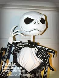 uniquely grace jack skellington handmade costume nightmare