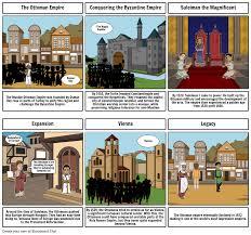Ottoman Europe by Ottoman Storyboard By Gracemckenna