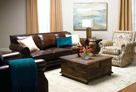 Rustic Coffee Tables With Storage Rustic Coffee Trunk Weirs Furniture Chest Tables Sofa Table