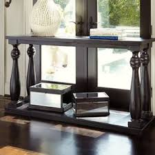 behind couch table wayfair