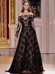 black lace wedding dress naf dresses