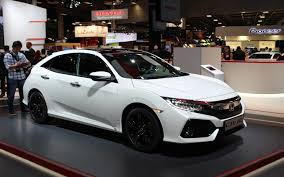 honda civic coupe 2017 here is the production version of the 2017 honda civic hatchback