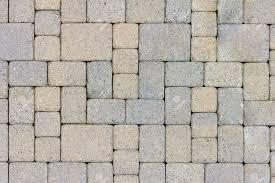 garden patio in backyard stone brick pavers hardscape layout