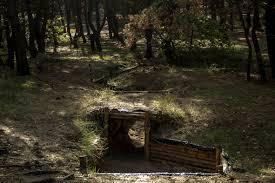 le si e z historią w lesie skansen bojowy i armii wojska polskiego