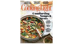 cooking light subscription status cooking light magazine groupon goods
