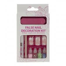 nails kit beautify themselves with sweet nails