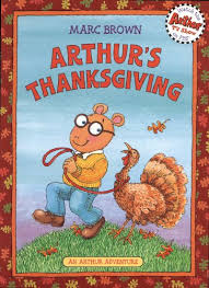 arthur s thanksgiving book arthur s thanksgiving arthur wiki fandom powered by wikia