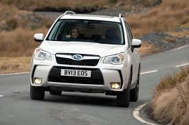 subaru suv price subaru forester review price and specs evo