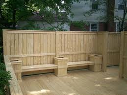 exterior outdoor privacy screens for decks furniture alongside
