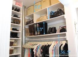 Adding A Closet To A Bedroom How A Built Her Closet Confessions Of A Serial Do It Yourselfer