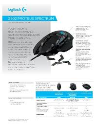 g502 black friday logitech g502 proteus spectrum rgb turntable gaming mouse
