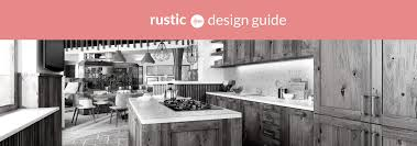 rustic kitchen designs with white cabinets rustic interior design guide kitchens cabinetry