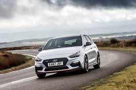 2018 hyundai i30 n performance first drive review motor trend