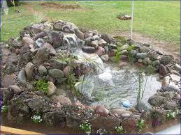Waterfall Design Ideas Stunning Garden Pond Waterfall Ideas Gallery Home Design Ideas