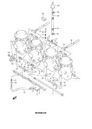 2002 suzuki katana 750 gsx750f carburetor fittings parts best