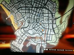 Gta 5 Map Helicopter Location In Gta 5 And Gta Online Gamingreality