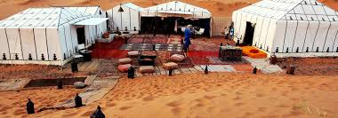 moroccan tents erg chebbi luxury desert c in morocco and merzouga luxury c