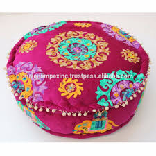Leather Moroccan Ottoman by Moroccan Pouf Moroccan Pouf Suppliers And Manufacturers At
