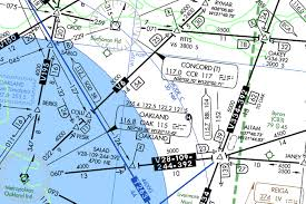 Navigation Map How To Read A Pilot U0027s Map Of The Sky U2013 Phenomena All Over The Map