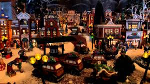 in the city display dept 56 2012 by stephen