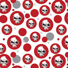 skull wrapping paper premium gift wrap wrapping paper roll pattern skull cracked crushed