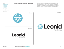 style guide example leonid systems