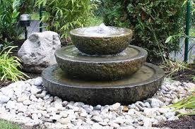 best durable stone garden fountains home design ideas 2017
