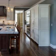 Stained Hickory Cabinets Photos Hgtv